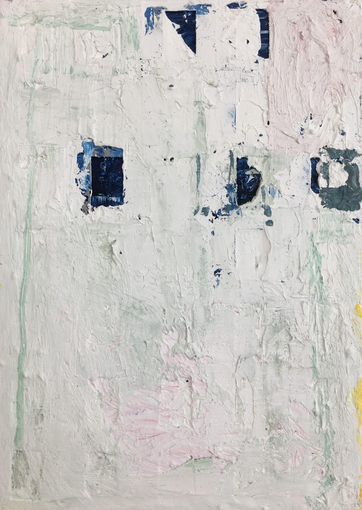 Painting / Maalaus / Målning 35 x 25 cm, 2018